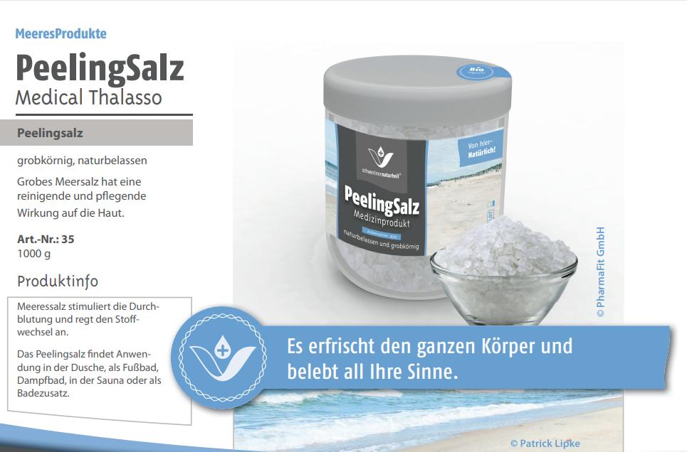Meeres Salz