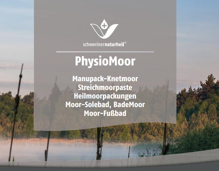 Moorpackungen für die Physiotherapie, Medizinprodukt