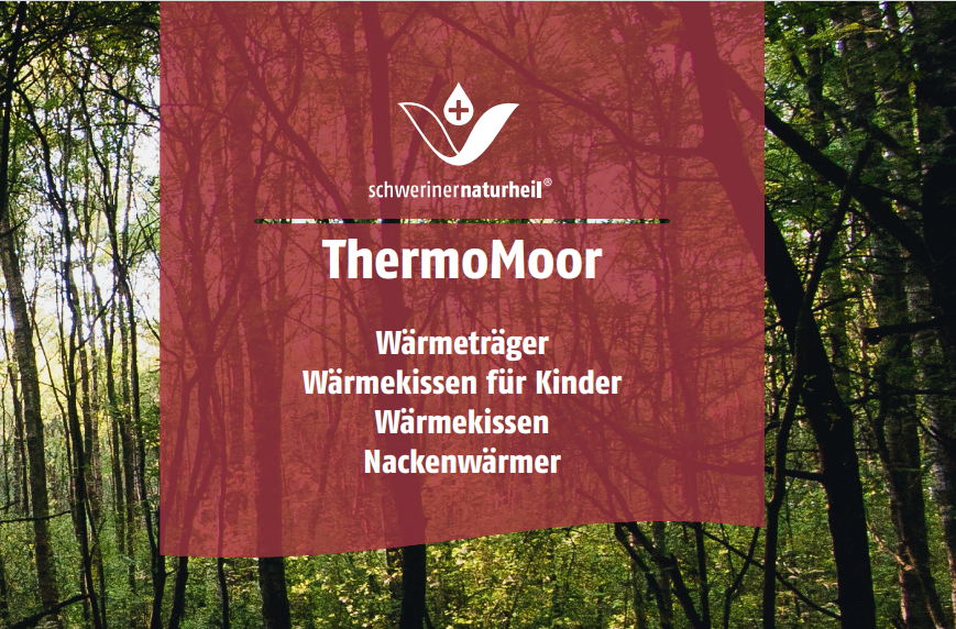 Wärmeträger mit Moor für Physiotherapie